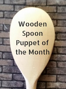 Wooden Spoon Puppet of the Month